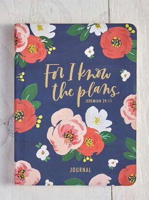 Jeremiah 29:11 Journal - A'Beautiful Soul