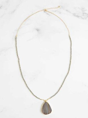 Pattie Necklace - A'Beautiful Soul