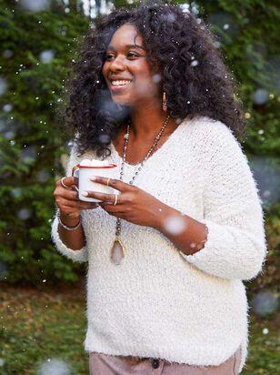Lovely Lash Sweater - A'Beautiful Soul