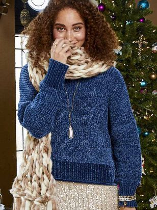 Eversoft Chenille Sweater