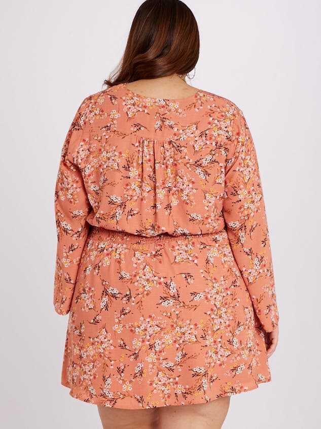 Gardenia Dress Detail 3 - A'Beautiful Soul