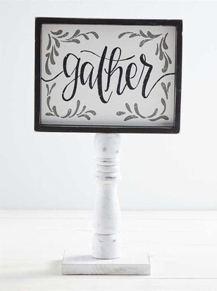 Gather Sign - A'Beautiful Soul