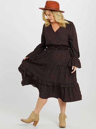 Yates Midi Dress - A'Beautiful Soul