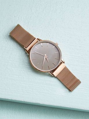 Magnificent Mesh Watch - A'Beautiful Soul