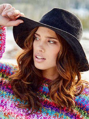 Charlotte Chenille Hat - A'Beautiful Soul