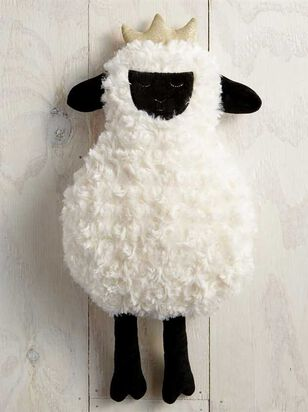 Tullabee Plush Sheep Friend - A'Beautiful Soul