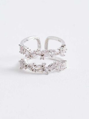 Colette Double Layer Ring - A'Beautiful Soul