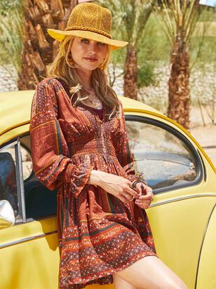 Dresden Dress - A'Beautiful Soul