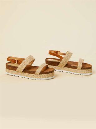 Juniper Sandals - A'Beautiful Soul