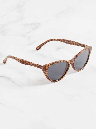 Leopard Sunglasses - A'Beautiful Soul