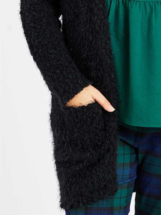 Lovely Lash Cardigan Sweater Detail 4 - A'Beautiful Soul