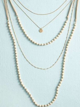 Beaded Bliss Necklace - A'Beautiful Soul