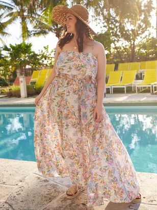 Caicos Maxi Dress - A'Beautiful Soul