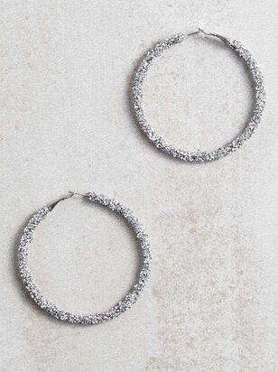 Dianna Hoop Earrings - A'Beautiful Soul