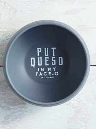 Queso In My Face-o Suction Plate - A'Beautiful Soul