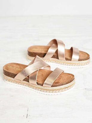 Latima Sandals - A'Beautiful Soul