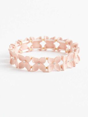 Blushing Blossom Bracelet - A'Beautiful Soul