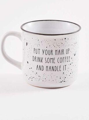 Handle It Mug - A'Beautiful Soul