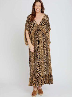 Nairobi Maxi Dress - A'Beautiful Soul