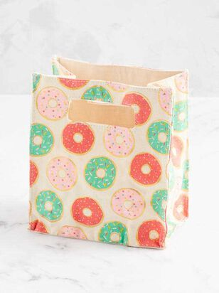Donut Party Lunch Tote - A'Beautiful Soul
