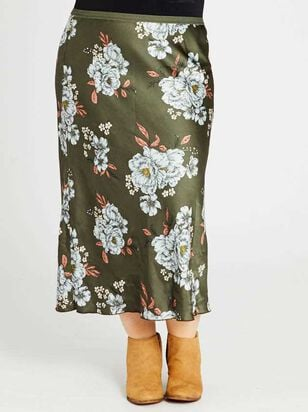 Indra Midi Skirt - A'Beautiful Soul