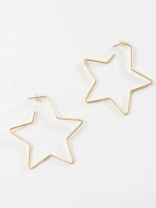 Star Light, Star Bright Earrings - A'Beautiful Soul