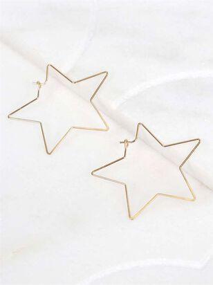 All Star Earrings - A'Beautiful Soul