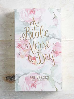 Floral Daily Prayer Pad - A'Beautiful Soul