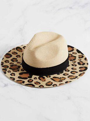Seeing Spots Panama Hat - A'Beautiful Soul