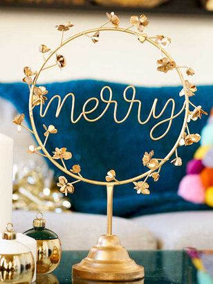 Merry Table Top Decor - A'Beautiful Soul