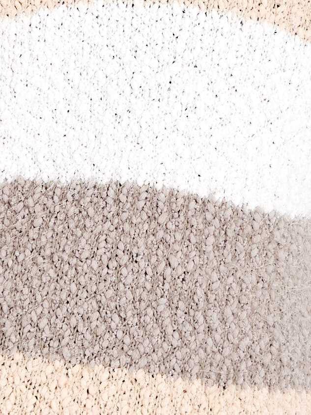 Lovely Lash Color Block Cardigan Sweater Detail 4 - A'Beautiful Soul