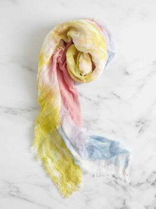 Tie Dye Daze Scarf - A'Beautiful Soul